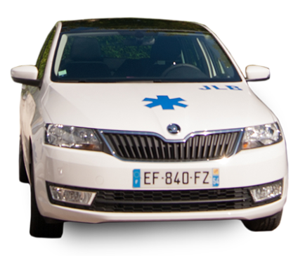 Voiture ambulance
